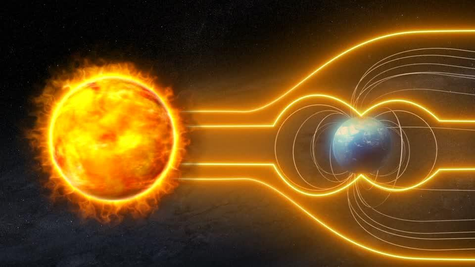 Superflares may have sparked life on Earth
