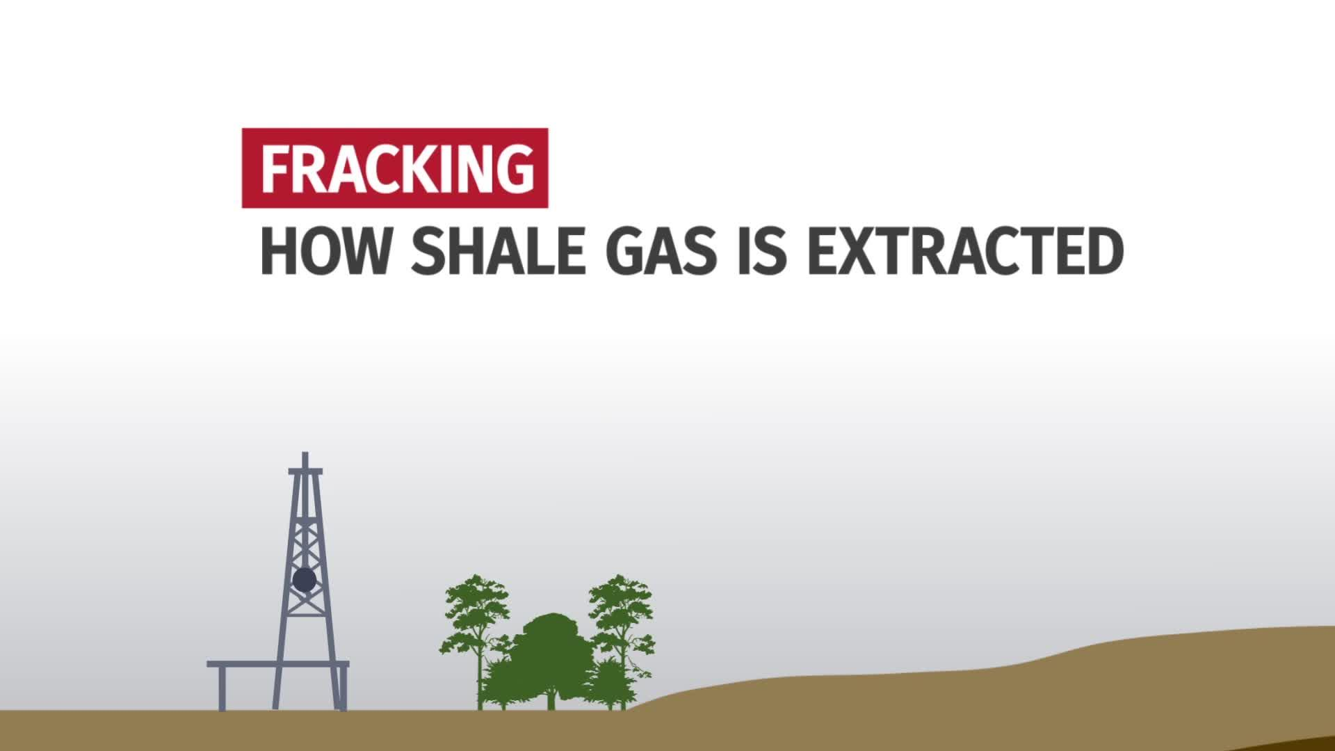Explainer: What is fracking?