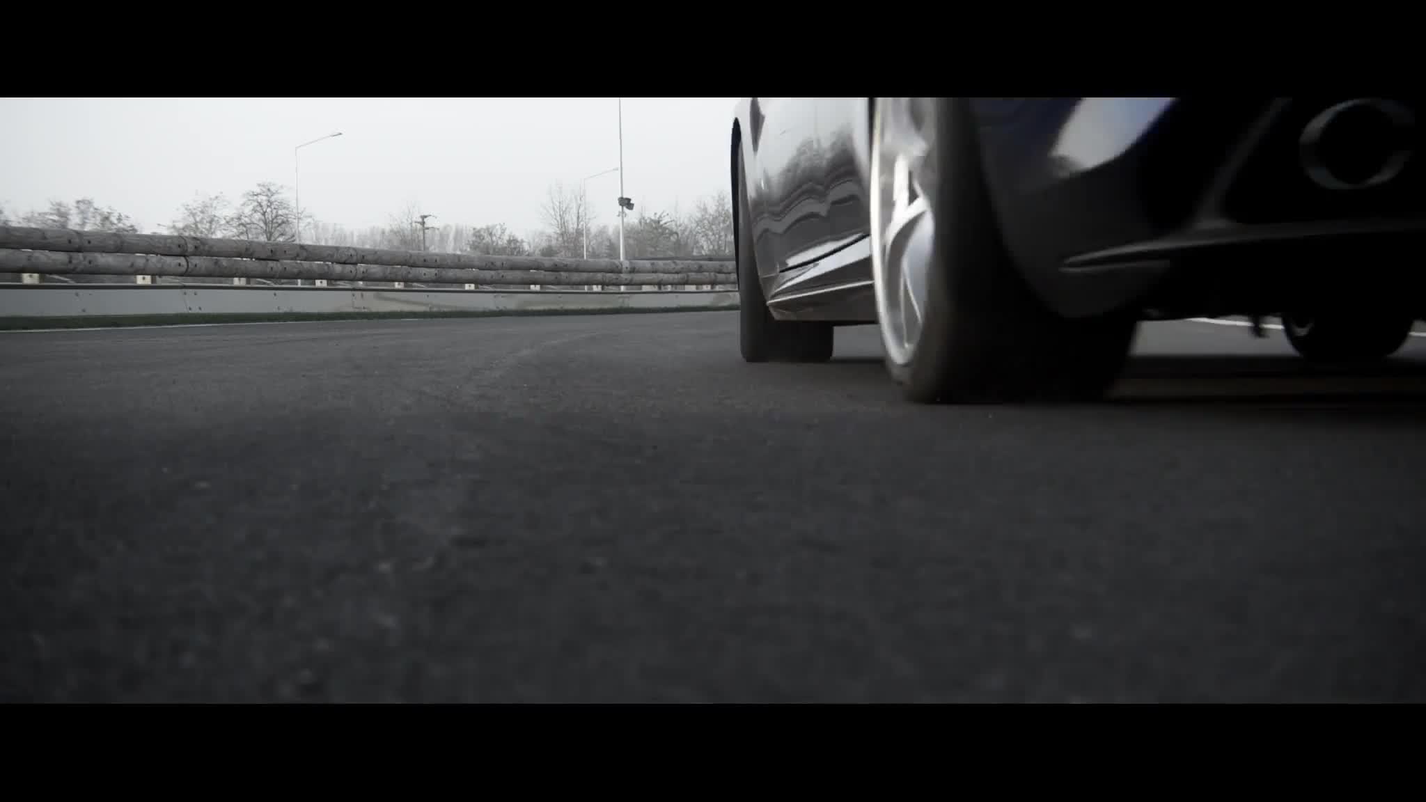 Alfa Romeo Giulia Quadrifoglio Press Film