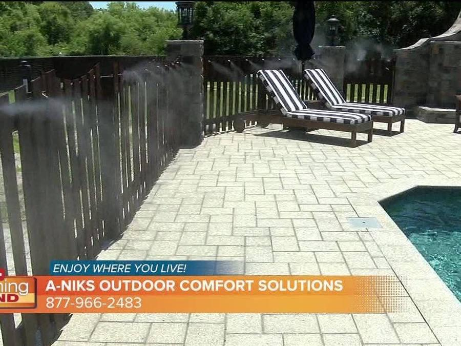 A-Niks Outdoor Comfort Solutions