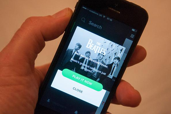 'Best Year Ever' for Spotify despite $195 million loss