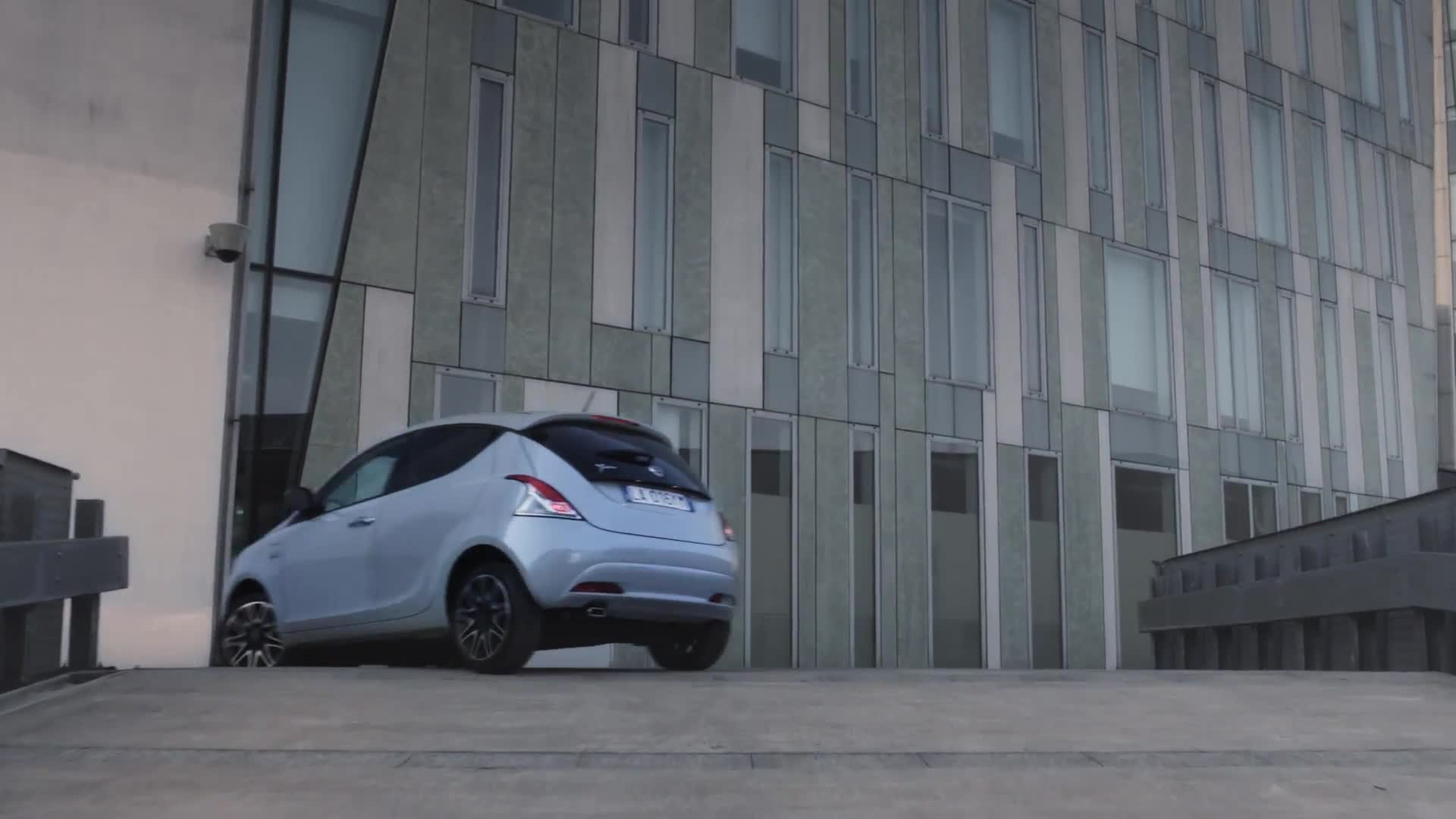 Lancia Ypsilon Mya Press clip