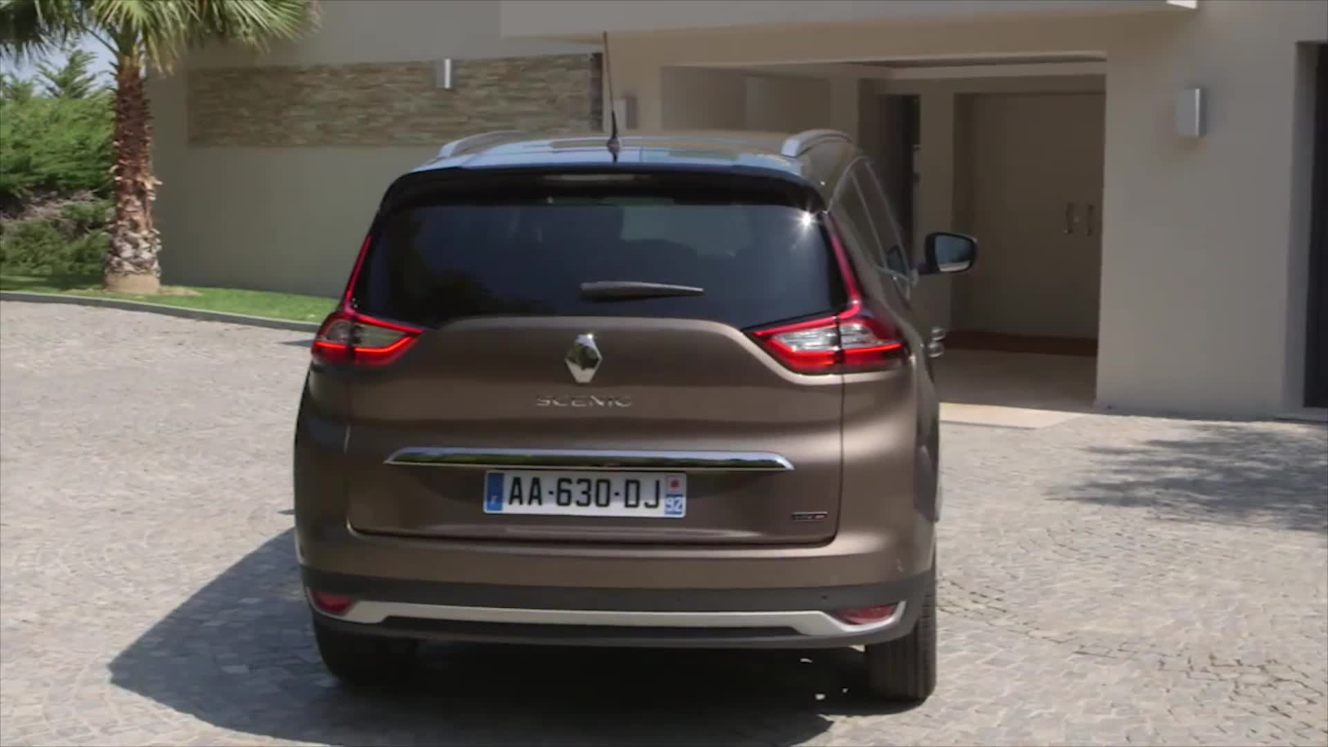 New 2016 Renault GRAND SCENIC - Exterior