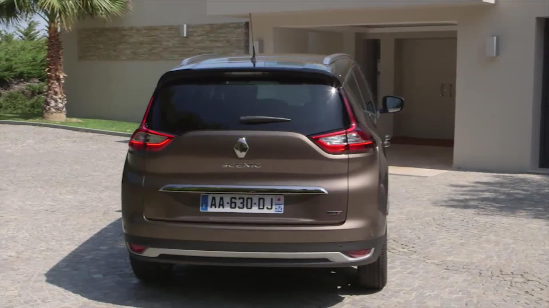 New 2016 Renault GRAND SCENIC - Exterior