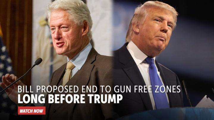Bill Proposed End to Gun Free Zones Long Before Trump