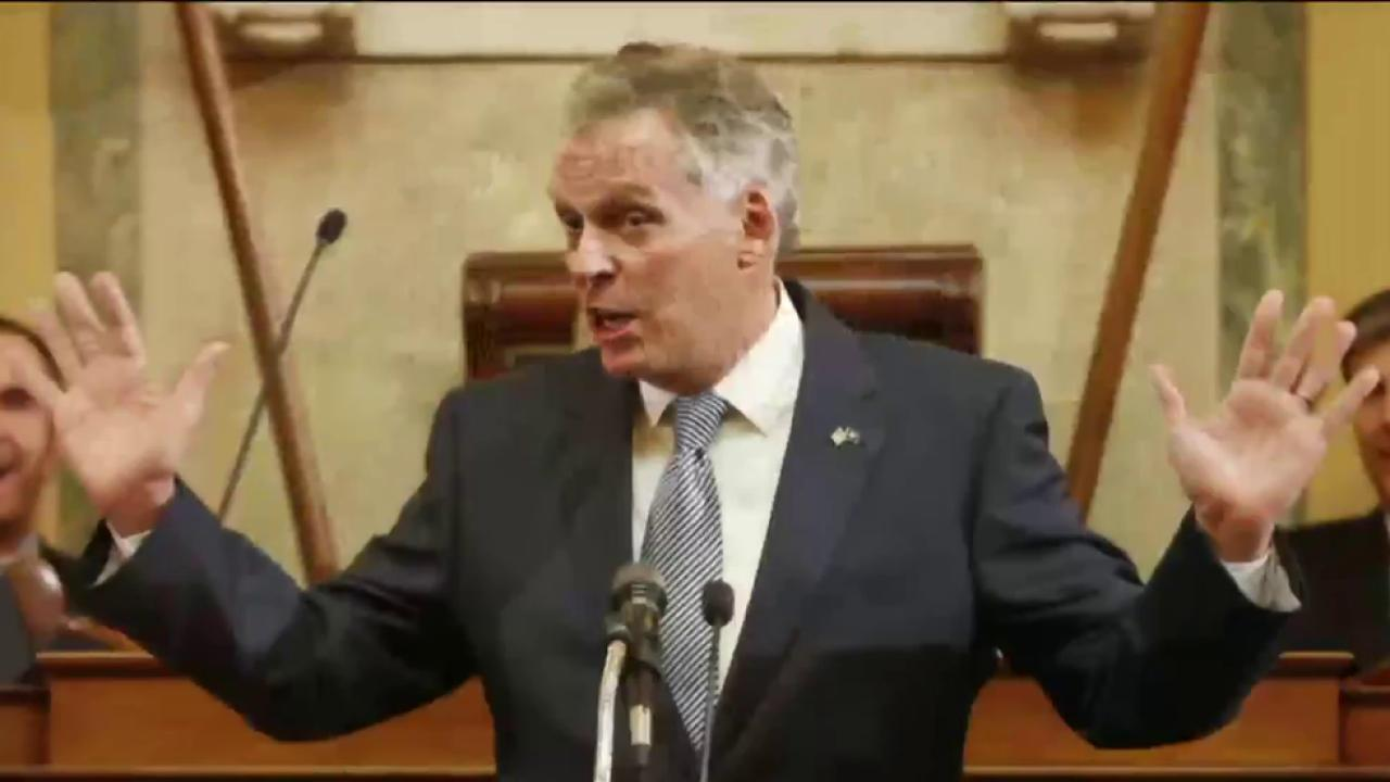 FBI investigates Virginia governor