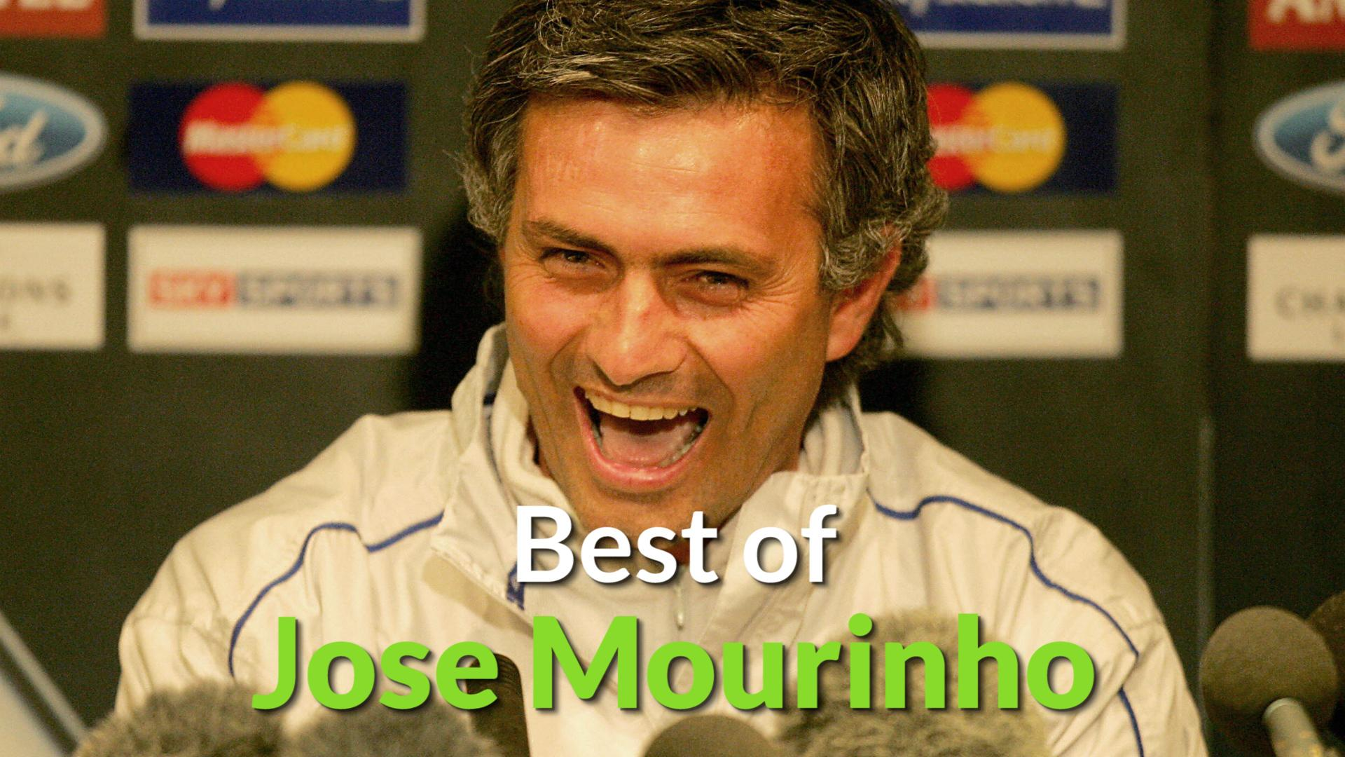 The Best Of Jose Mourinho
