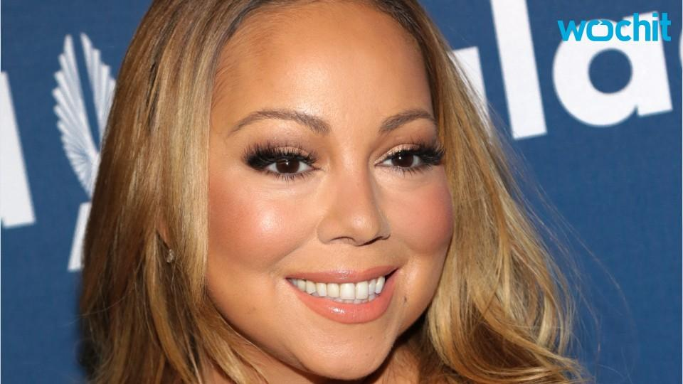 Mariah Carey Signs a Three-Picture Deal With the Hallmark Channel