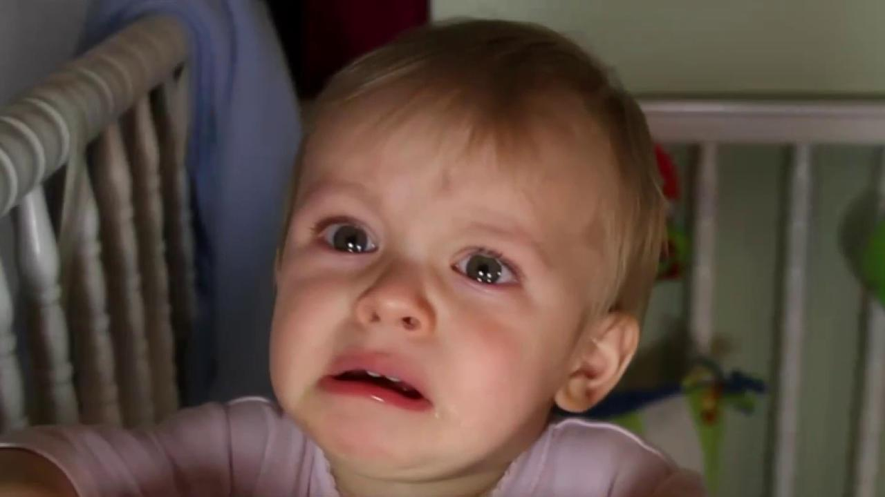 'Cry it out': Letting babies cry themselves to sleep won't hurt, study says