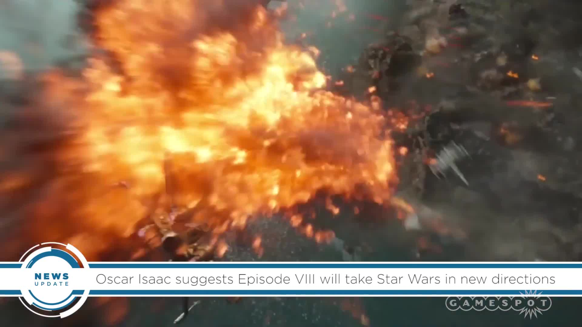 GS News Update: Star Wars Episode 8 On-Set Images Reveal Millennium Falcon [SPOILERS]