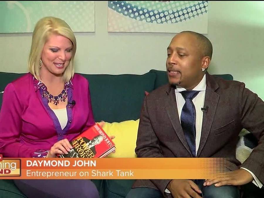 Shark Tank's Daymond Johns