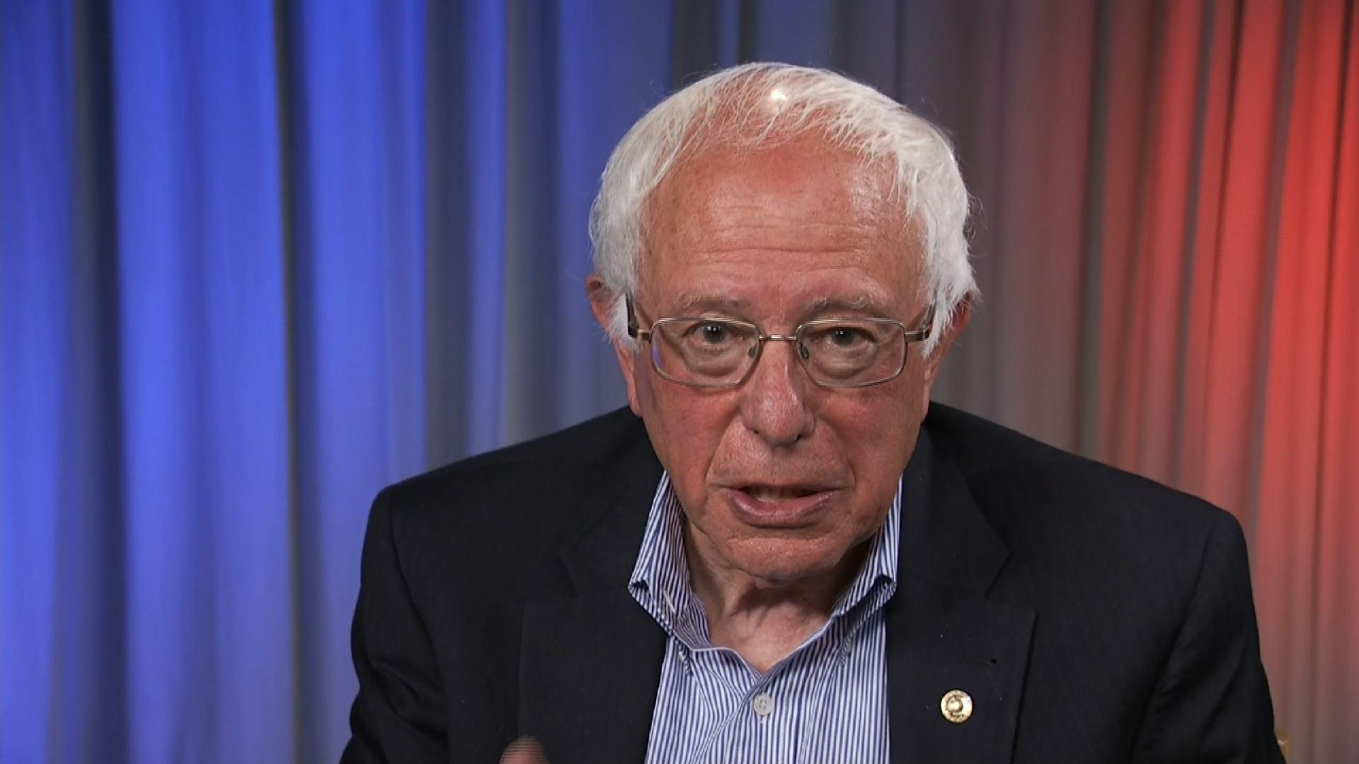 Sanders Wants Larry David To Keep Job On SNL