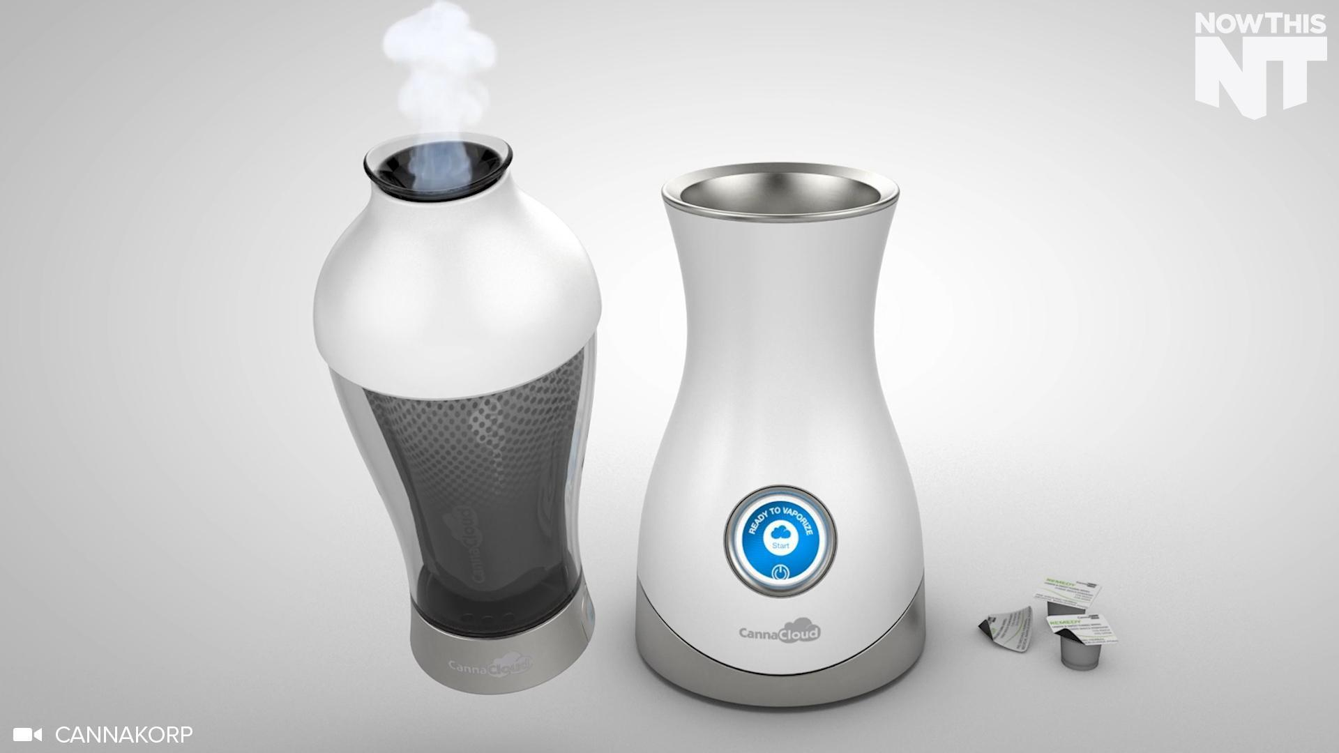 The 'CannaCloud' Is The Keurig Of Weed