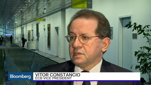 ECB's Constancio: Negative Rate Policy Has Limits