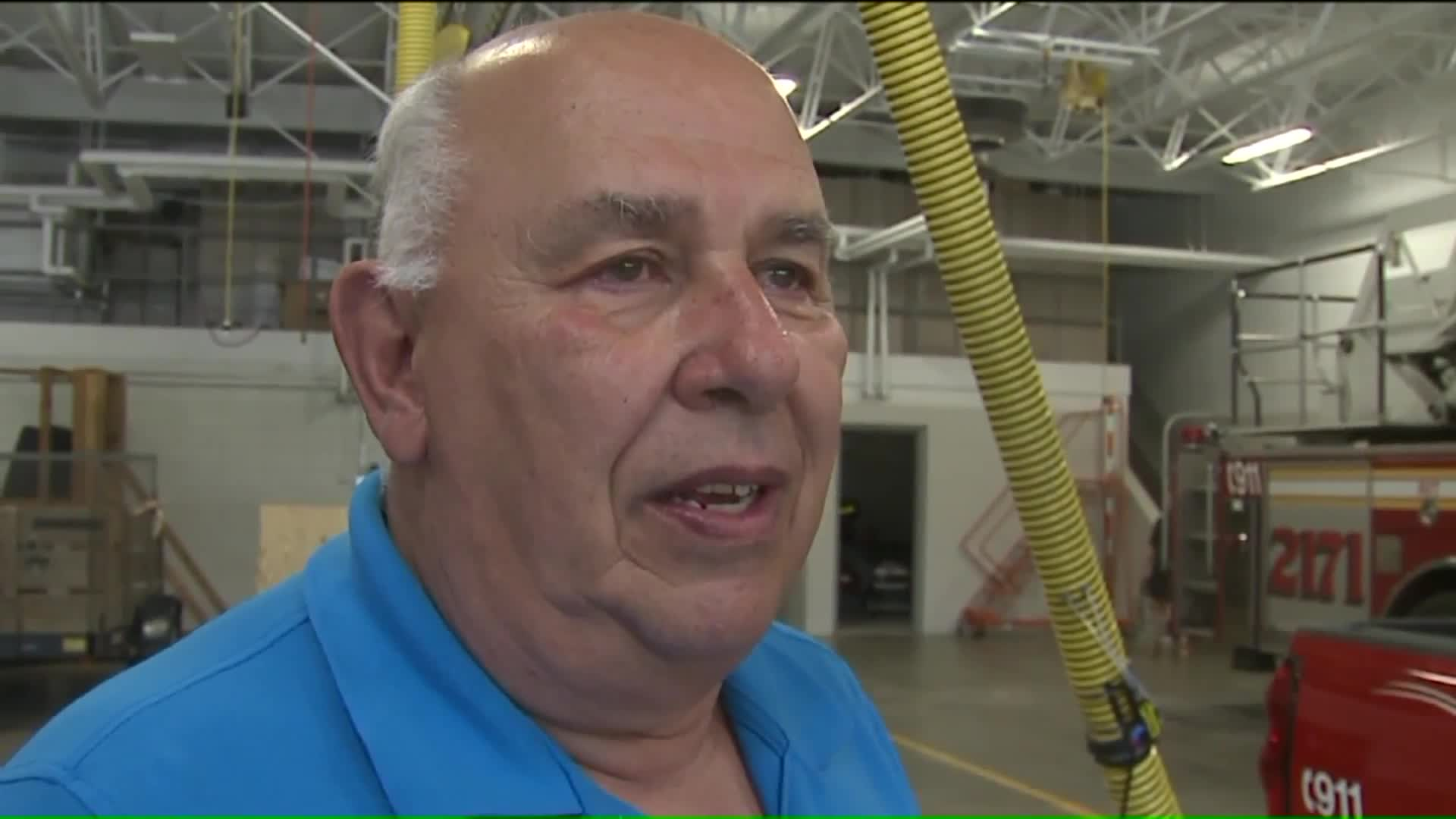 88-Year-Old Man Comes Out of Retirement for 'One More Shift' as a Firefighter