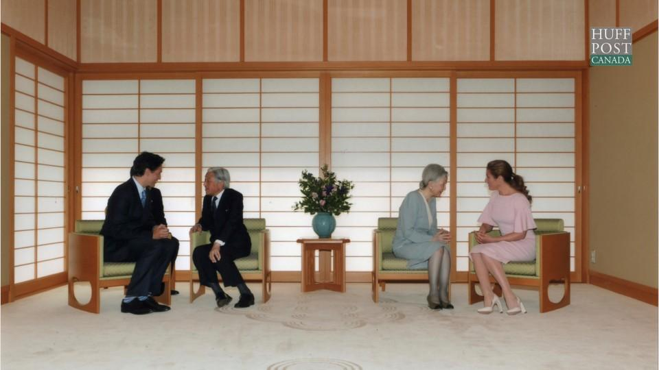 Justin Trudeau To Take Day Off Japan Talks To Celebrate Wedding Anniversary
