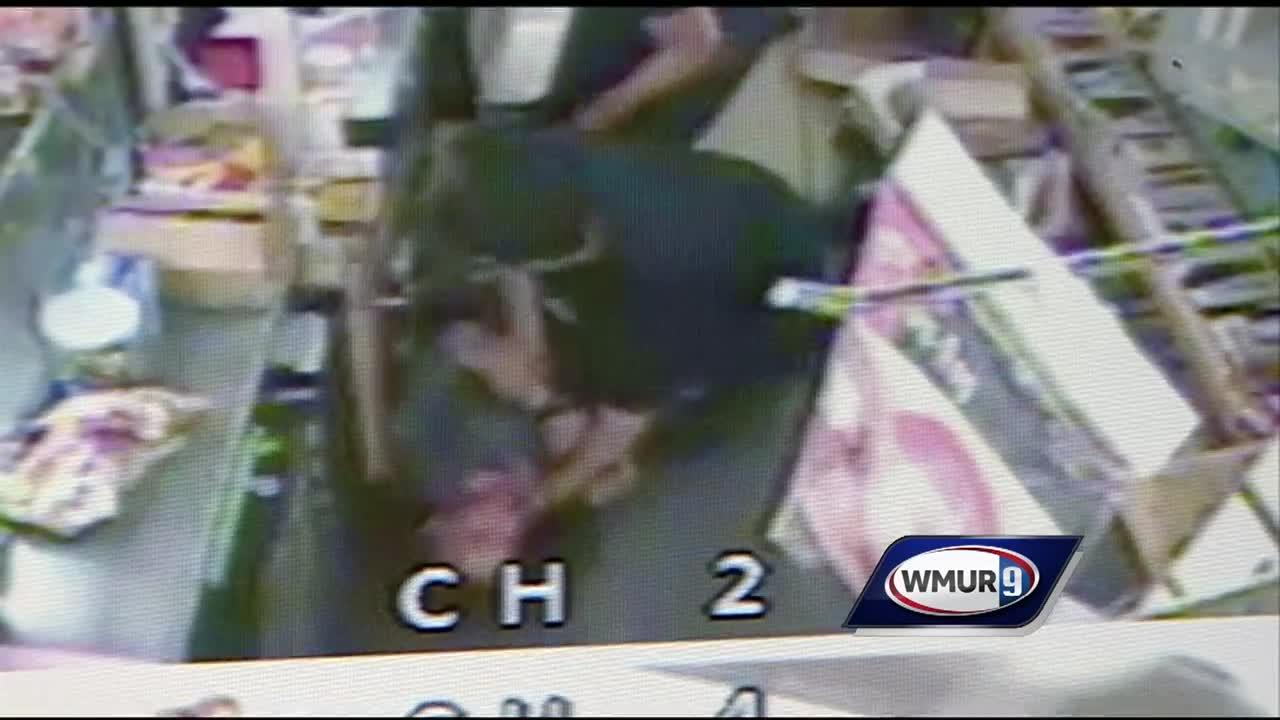 N.H. Convenience store clerks apprehend would-be armed robber