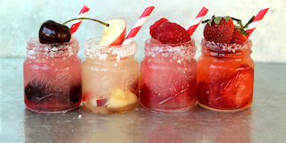 How to Make Slushy Margarita Shots