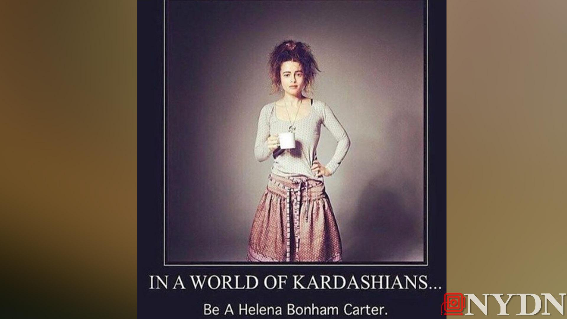 Anne Hathaway Removes Instagram 'Meme' Against Kardashian Klan