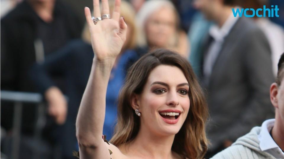 Anne Hathaway seeks role as Quentin Tarantino heroine