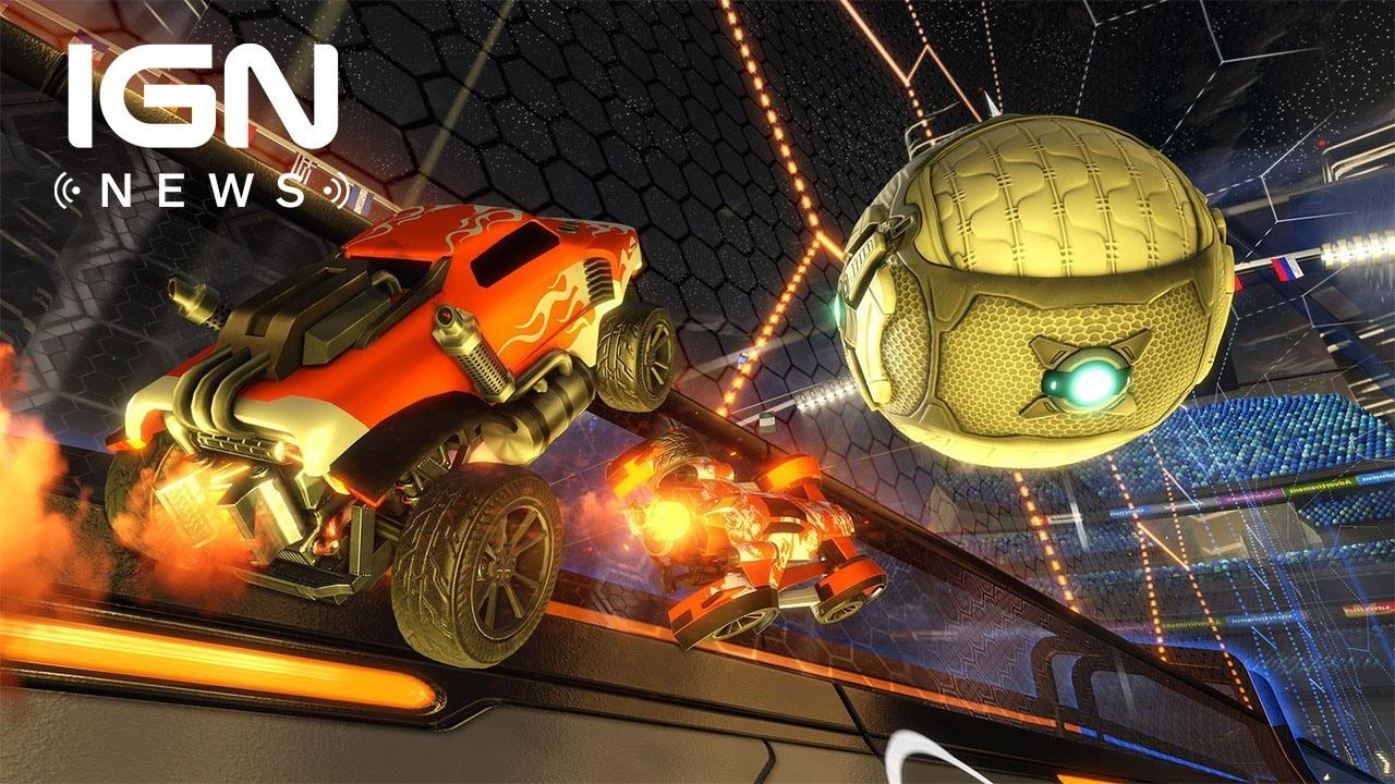 Rocket League Going Cross-platform on Xbox / PC Today - IGN News
