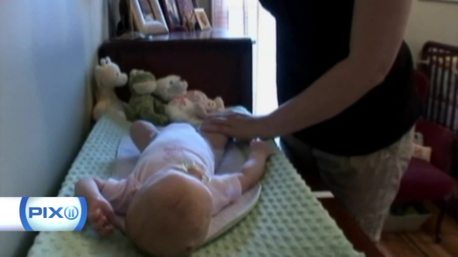 Study: It's Ok to Let Your Baby Cry Himself to Sleep