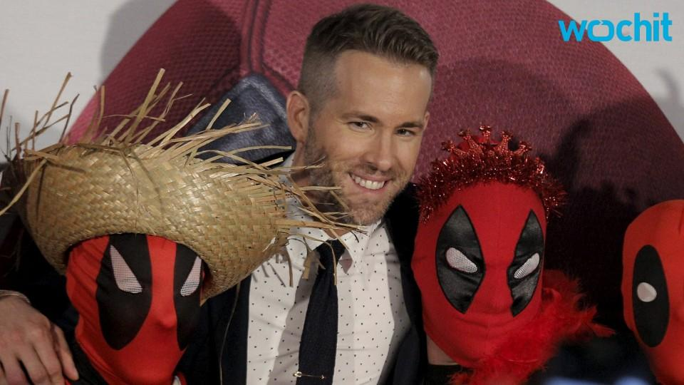 Ryan Reynolds Name Drops Hugh Jackman in Japanese Promo