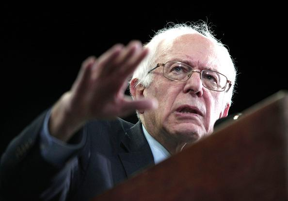 Bernie Sanders feeling the money 'bern' as fundraising slows
