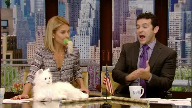 """""""LIVE with Kelly"""": Licki Brush"""