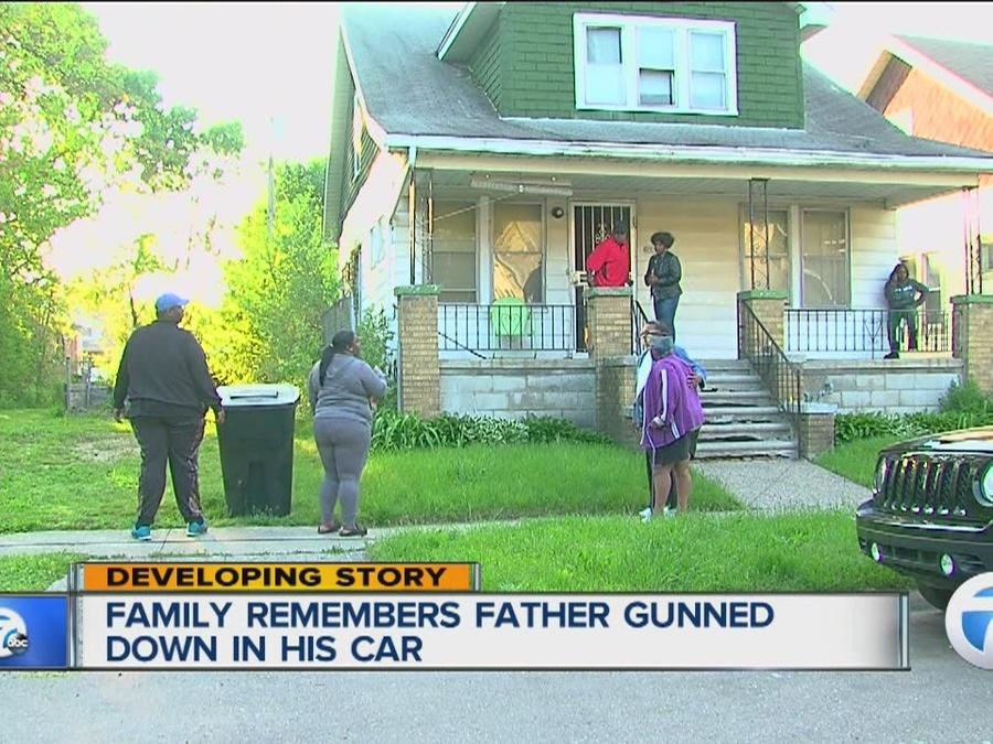 Family remembers son gunned down in his car