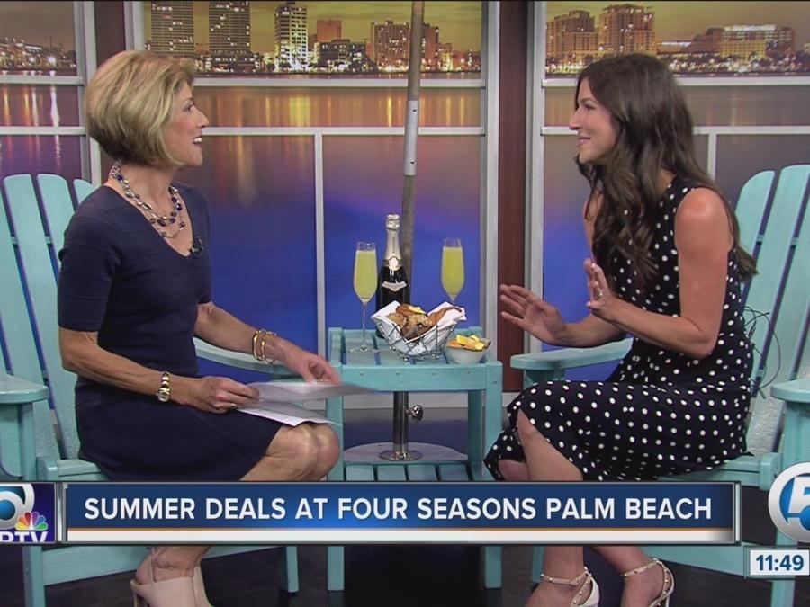 Summer deals at Four Seasons Palm Beach