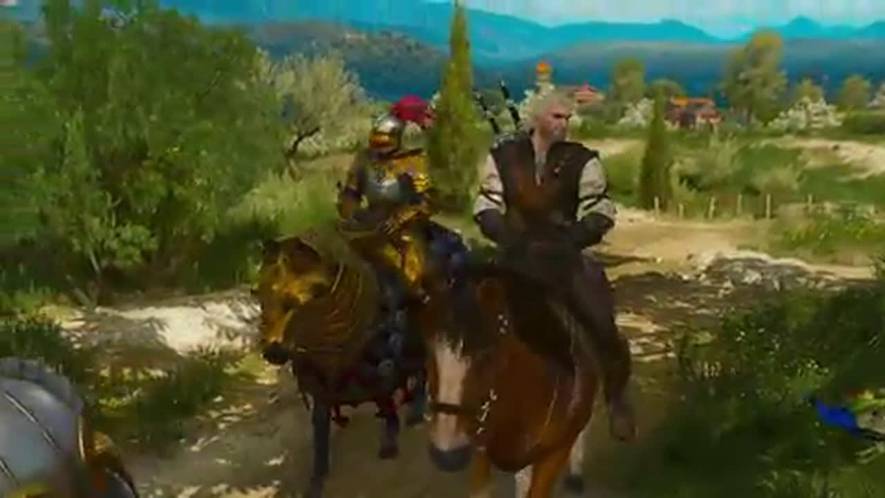 "The Witcher 3: Wild Hunt - Blood and Wine ""Final Quest"" Trailer"