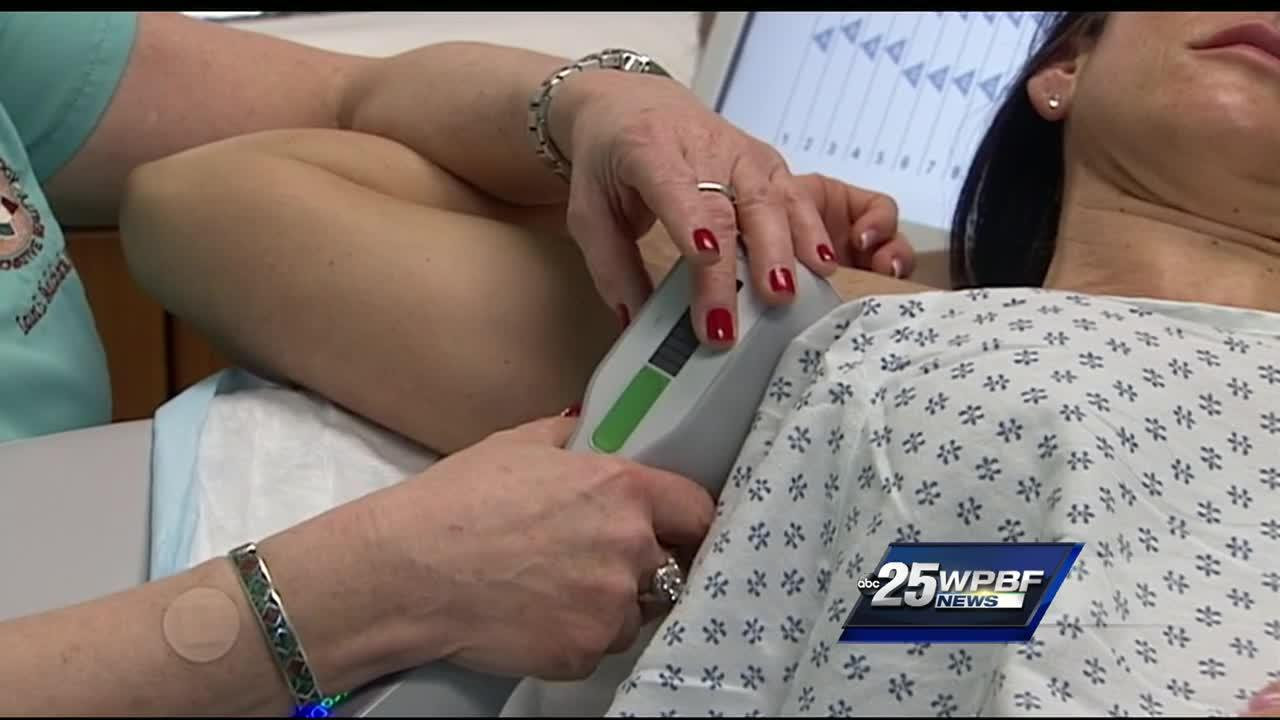 New technology eliminates excessive sweating