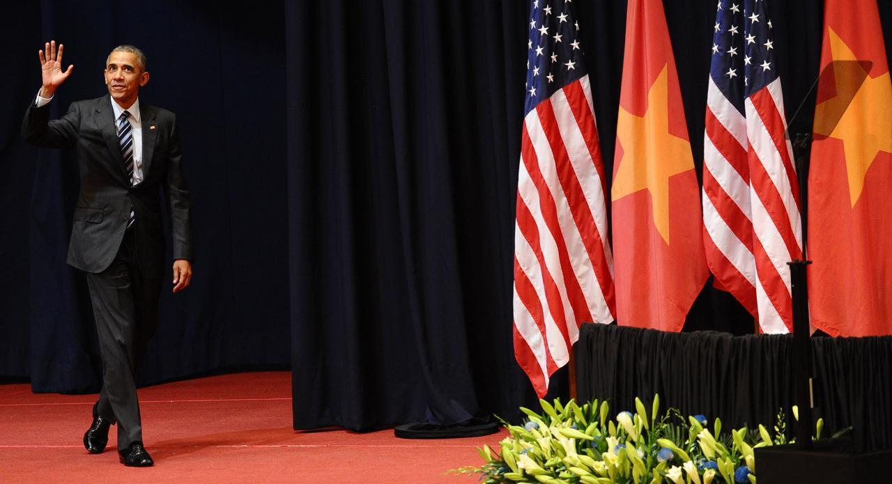 Obama Pushes Better Human Rights in Vietnam