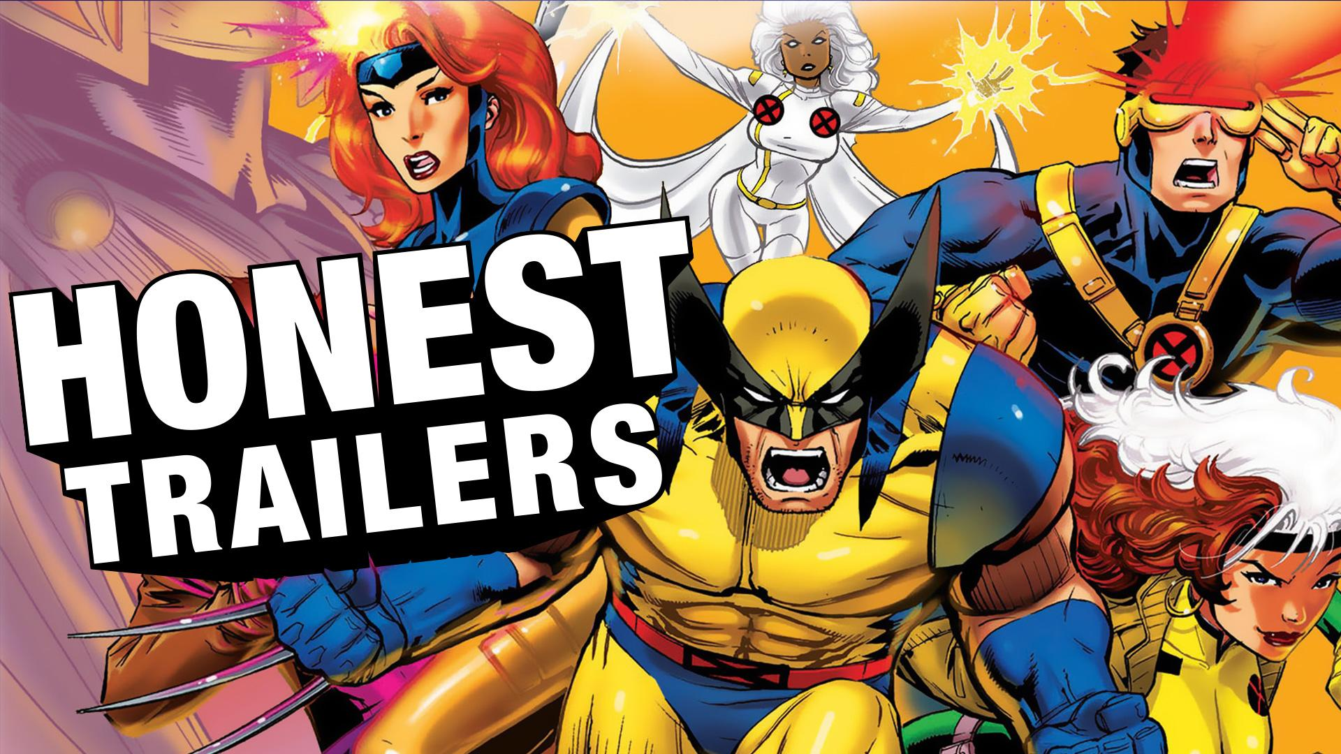 Honest Trailers - X-Men The Animated Series