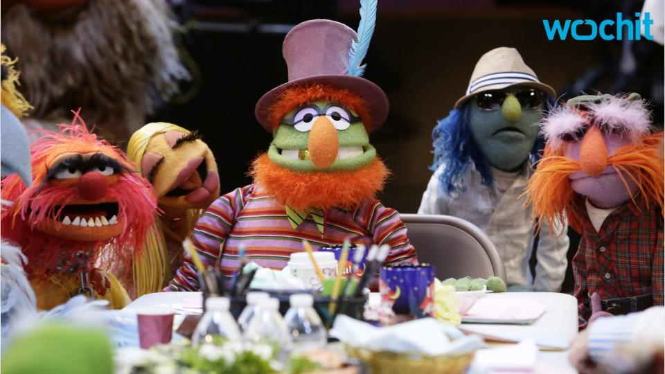 """Fozzie learns that """"the Muppets"""" was canceled"""