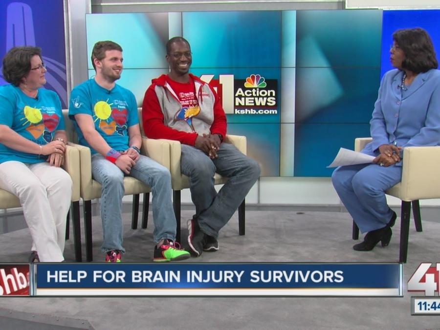 Help for brain injury survivors