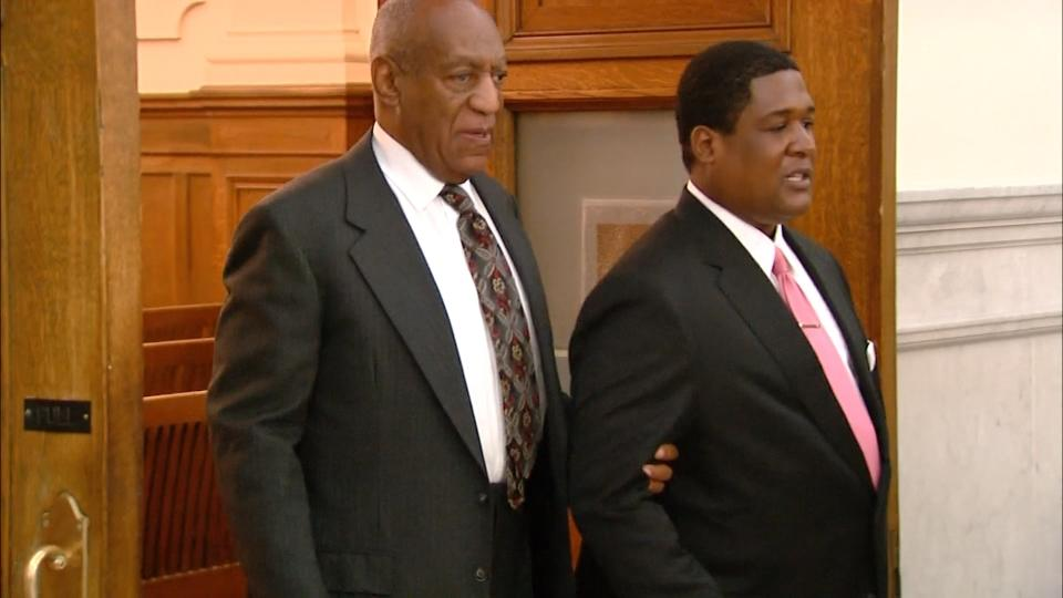 Cosby to stand trial on sex asault charges