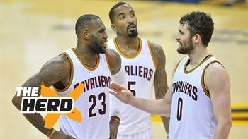 LeBron's supposed co-stars always let him down - 'The Herd'