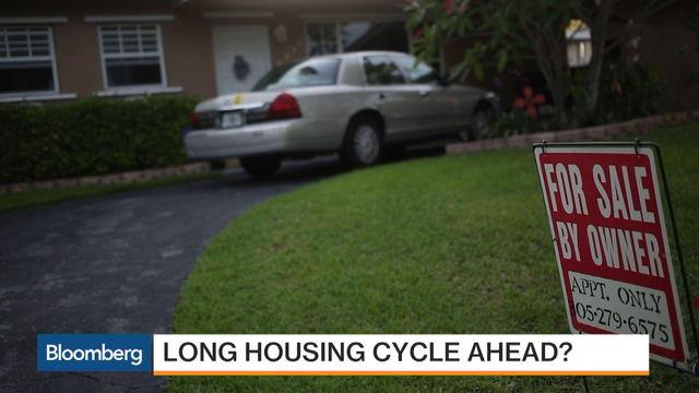Housing Market Gets a Jolt: Is a Long Cycle Ahead?
