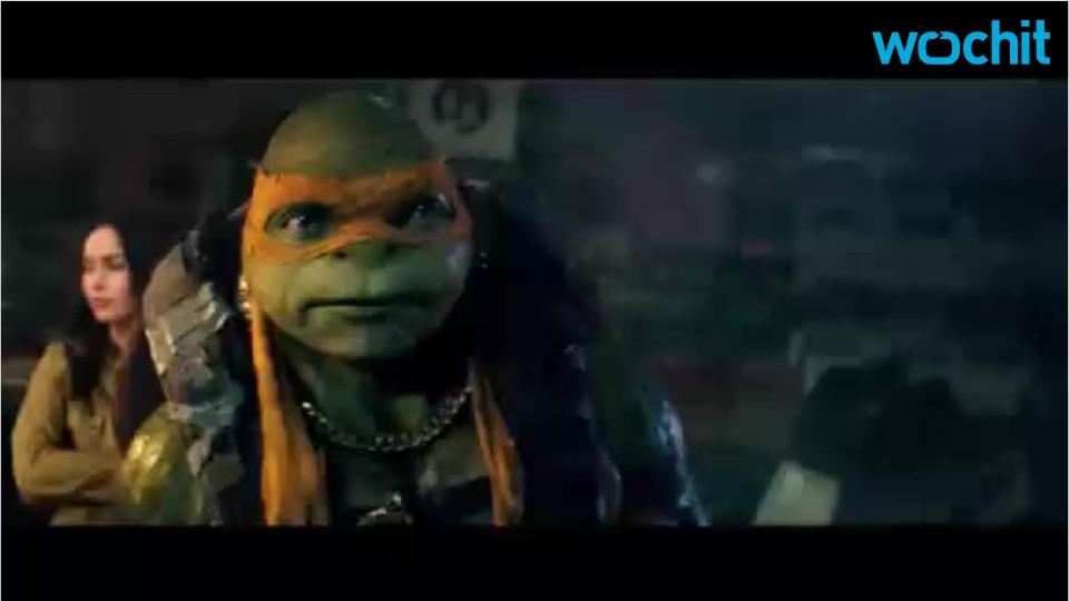 Teenage Mutant Ninja Turtles 2 TV Spot Released