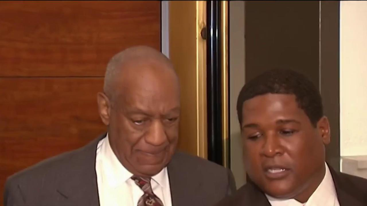 Cosby accuser: 'There is a pattern of behavior'