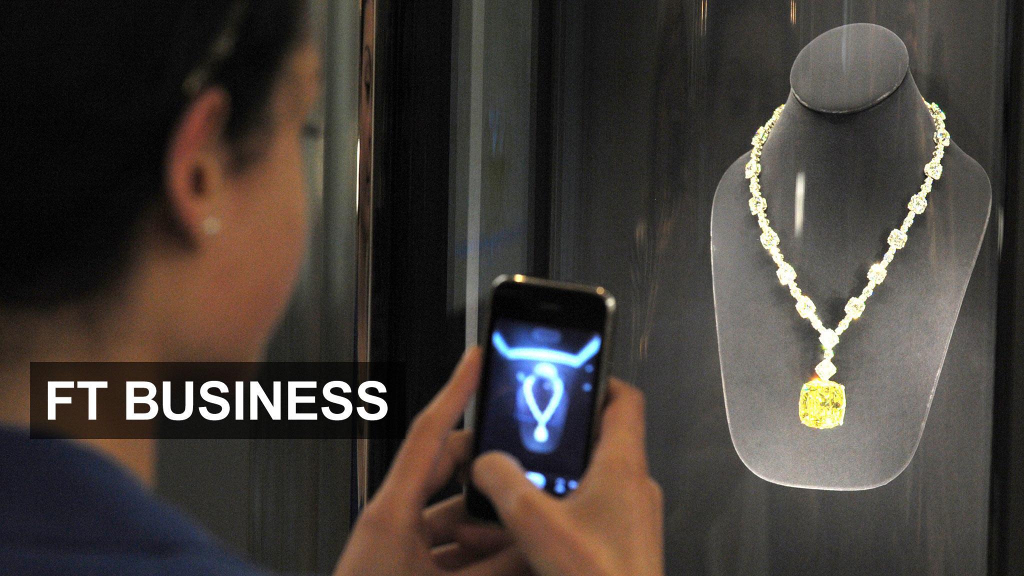 Tiffany chief targets millennials