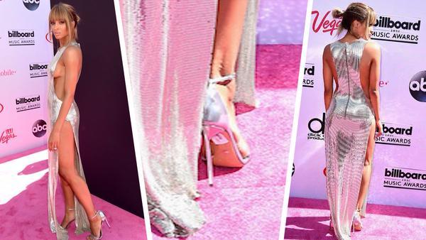 Ciara Has A Fashion Faux Pas At The Billboard Awards