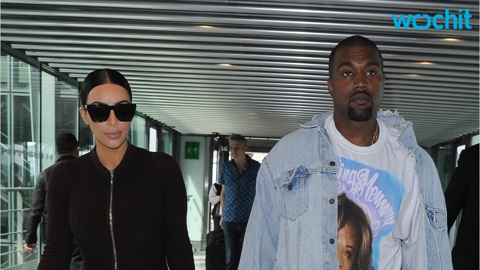 Kim Kardashian Celebra Su Segundo Aniversario Con Kanye West en Italia