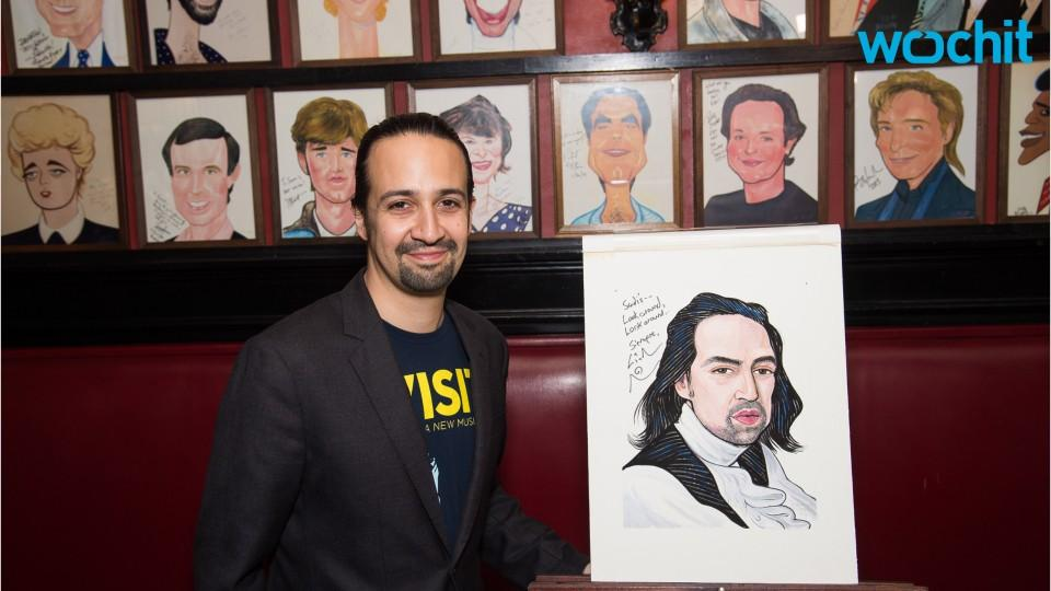 What Is Lin-Manuel Miranda's New Honor?