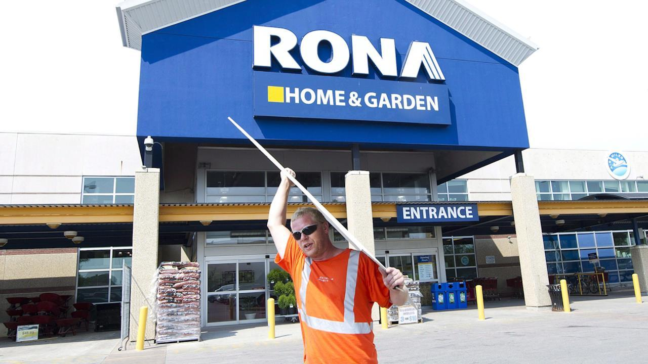 Lowe's Canada CEO says Rona takeover will benefit customers