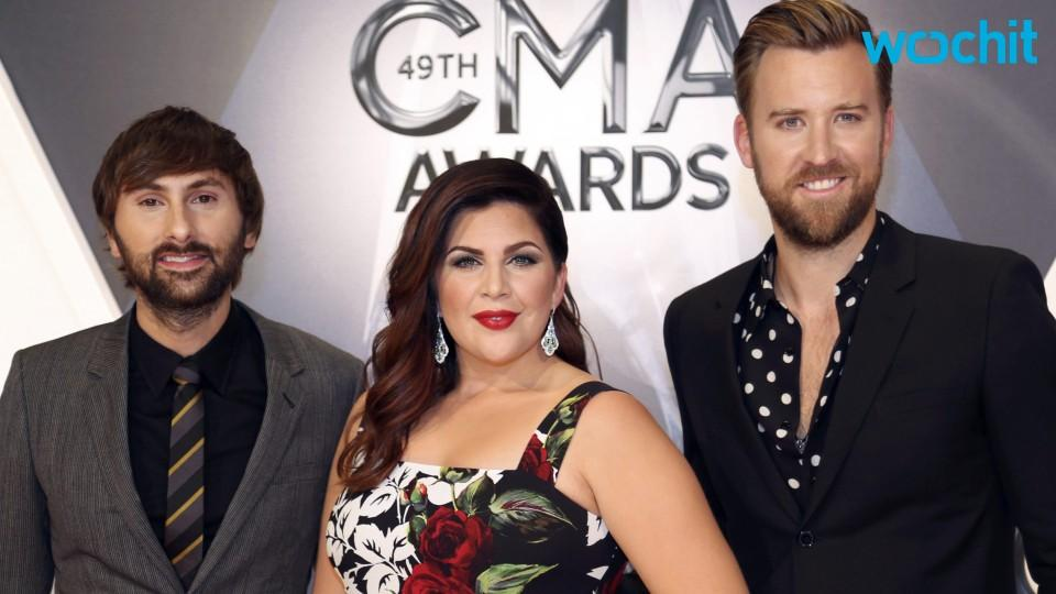Lady Antebellum to Host the 10th Annual ACM Honors Event in August