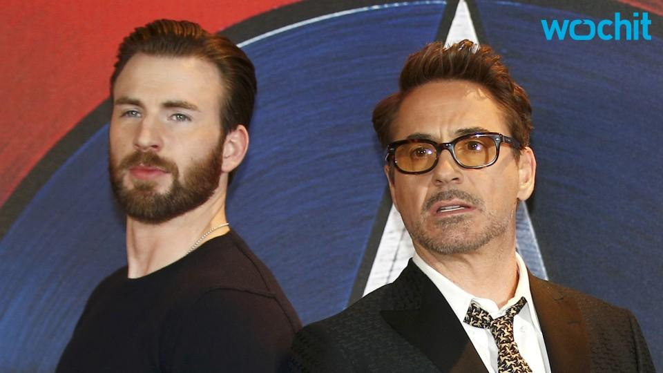 Robert Downey Jr and Chris Evans Team Up to Lift the Spirits of a Fan With Cancer