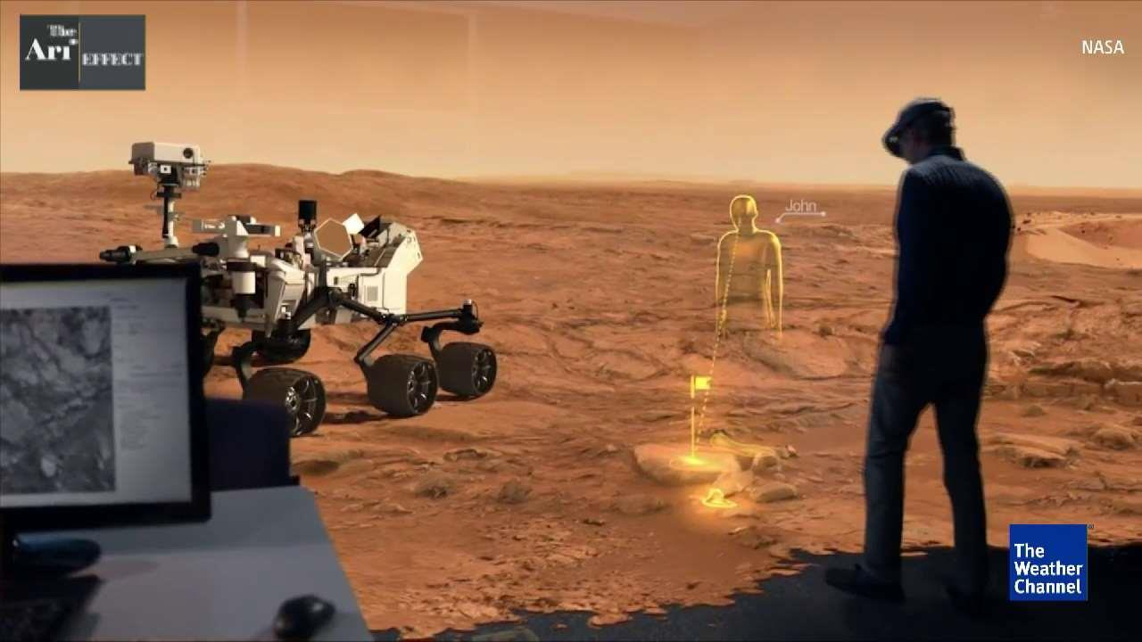 You Can Take a Virtual Trip to Mars